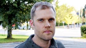Fredrik Skog (V), Skinnskatteberg:–Vi har inte haft så stora problem, men det svårt att få med personer i åldern 20-55 år som är i yrkeslivet. Men vi har ökat medlemsantalet sedan förra valet, även bland unga.
