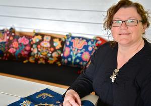 – Det är kört, hemslöjdsföreningen blir nedlagd. Vi har för länge sedan tappat lusten och när vi inte får hjälp blir det inte enklare, säger Karin Blomkvist.