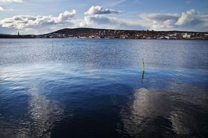 Muddermassorna från brobygget över Sundsvallsfjärden kommer att transporteras till Deltaterminalen i Söråker med pråmar. Men vart de förorenade massorna slutligen hamnar har man inte löst än.