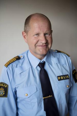 Rikspolischefen Dan Eliasson är född i Sundsvall men växte upp i Dalarna, och där tog hans stora musikintresse form.
