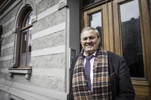 Pelle Svensson slutar efter 40 år
