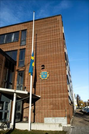 Den avlidna polisen arbetade vid Örnsköldsvikspolisen.