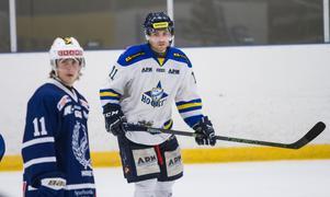 Antonio Norberg presenterade sig omgående i sin debut för IFK Arboga.