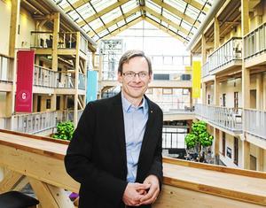 Mittuniversitetets rektor Anders Fällström.