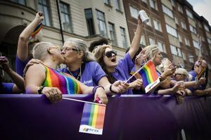 I veckan pågår den 15 Pridefestivalen.