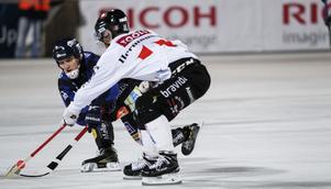 Markus Kumpuoja gjorde Sirius mål mot Tillberga.