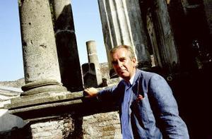 Robert Harris: Pompeij i nytt perspektiv.