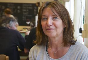 – Jag har inte tagit mig tid att prioritera det här men jag skulle vilja nå nya kunder. Jag behöver lära mig att vara mer personlig, säger Anita Westerlund.