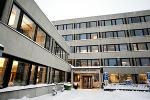 Landstingshuset i Härnösand.