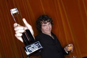 Håkan Hellström blev så här glad när han vann en Grammis 2011. Nu kan det vara dags igen.