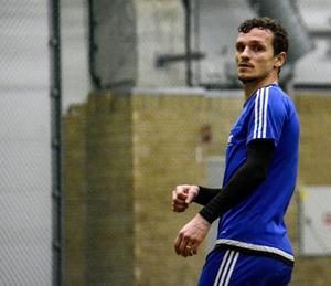 Shpetim Hasani ser fram emot cupmötet mot Ängelholm och fotbollsåret 2016.