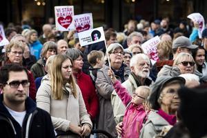 Sista helgen i september i fjol manifesterade Ö-viksborna för att rädda BB. Nu ska frågan plötsligt utredas igen.