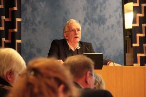 Kommunalrådet Lasse Molin (M)