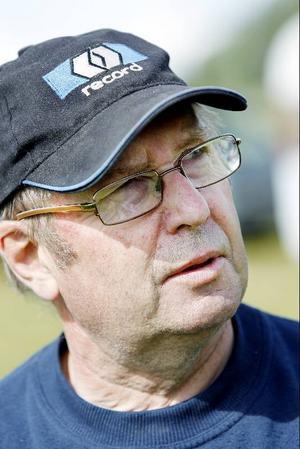 Tävlingsledaren Börje Jönsson var nöjd med årets tävling.