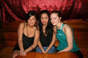 Konrad. Jessica, Annie och Sofia