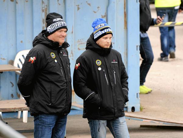 Stefan Bäckström, Andreas Sundin, Masarna