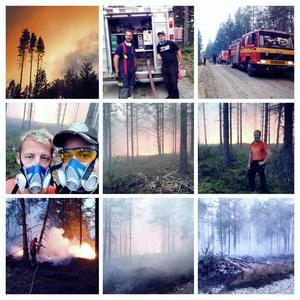 Bild från Räddningstjänst Mbr Station 1900 Virsbo