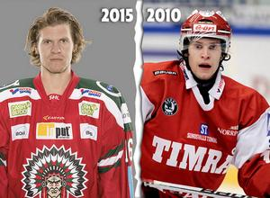 2010/11 gjorde Anton Axelsson sin senaste säsong i Timrå IK. Nu är han tillbaka, utlånad, och tränar med klubben och snart kan han vara redo för spel igen.