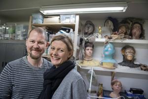 Eva von Bahr och Love Larson är Oscarsnominerade för sitt maskarbete på