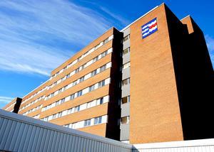 Skribenten är mycket nöjd med vården på Sundsvalls sjukhus.