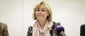 Beatrice Ask var tidigare justitieminister i en moderatledd regering. Foto: Adam Ihse / TT
