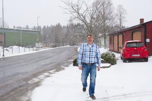 Roger Eriksson är ordförande för föreningen Trelänsleden sedan ett år tillbaka.