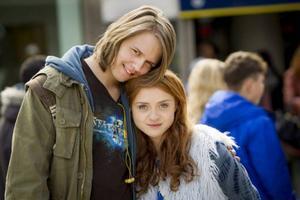 Valter Skarsgård och Happy Jankell spelar två av rollerna i ungdomsdramat