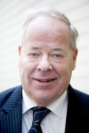 Nyvald. Staffan Anger är ny ordförande för Konserthusets Vänner.