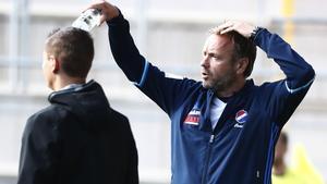 Förre Kvarnsvedens IK-tränaren Jonas Björkgren är ny coach för Säters IF i division 3. På lördag möter laget Strömsberg på bortaplan: