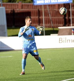 Frank Pettersson höll tätt mot AIK.