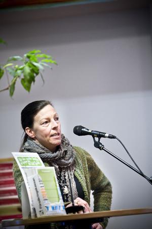 Maria Bremefors kommer på lördag att inviga Pomeranshuset efter italiensk förebild.