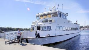 Utö Express från Nynäshamn till Nåttarö, Rånö och Ålö är en del av den skärgårdstrafik som Region Stockholm har upphandlat. Trafiken är mycket viktig, framhåller skärgårdslandstingsrådet Gustav Hemming (C).