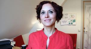 """Meg Wallin leder nya teamet i Falun för snabb hjälp till barn som inte når målen i skolan. """"Vi sitter på olika pusselbitar. De kan vi lägga till en helhet""""."""