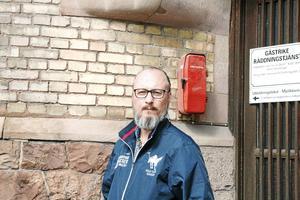 Artikelförfattaren Niclas Bornegrim, M.