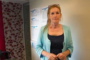 Yvonne Sellstedt, livsmedelsinspektör vid miljökontoret, Sundsvalls kommun.