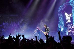 Black Sabbath och Ozzy Osbourne har återförenats och turnerar nu med det nya albumet