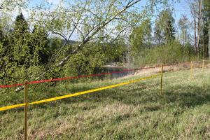 Avspärrningen efter nipraset i Para har utvidgats eftersom man bedömer att det är stora fara att vistas vid området.