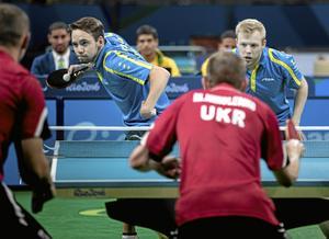 Emil Andersson och Linus Karlsson är Sveriges stora medaljhopp under lag-VM i maj.