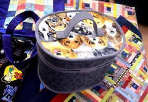 Exempel på dagens textilslöjd.