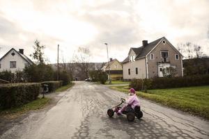 En av Hanna Perssons bilder från Bollstabruk.