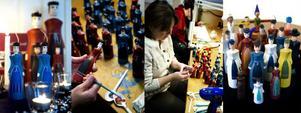 Falujungfrun lanseras som samlarobjekt i begränsad upplaga fr o m november 2010. Foto:Anna Klintasp