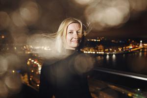 Anna Arvidsson slppäer sin debutroman