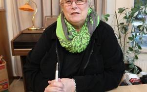 Doris Brodén, tidigare socialdemokrat. Foto: Curt Kvicker