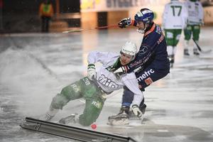 Hammarby blev utslaget med 1–3 i matcher mot Bollnäs i kvartsfinalserien. Laget slutade åtta i elitserien.