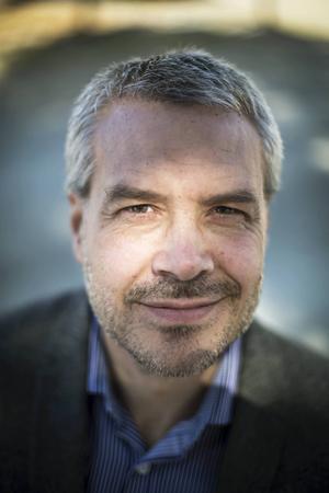 Patrick Sjöö, ny medieansvarig hos Östersunds FK.