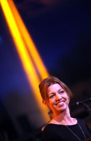 Christina Gustafsson.