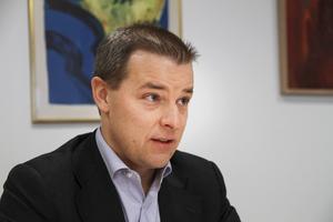 Björn Myhrberg, Aberstens advokatfirma, är konkursförvaltare i ärendet. (Foto/Arkiv: Anneli Clemente)