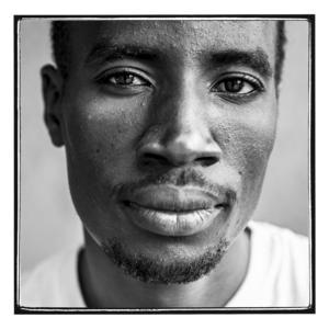 Abdalrehim Moussa är 28 år gammal och kommer från byn Abujadat i norra Darfur.
