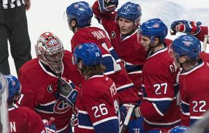 Montréal Canadiens vann sin kvartsfinal mot Ottawa Senators med 4–3.