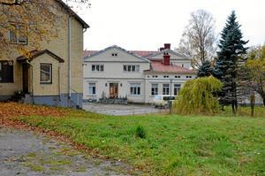 Blivande asylboende. I veckan har Migrationsverket bekräftat att före detta Östanby vårdhem i Gusselby ska bli asylboende.
